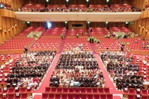 約300人の集合写真